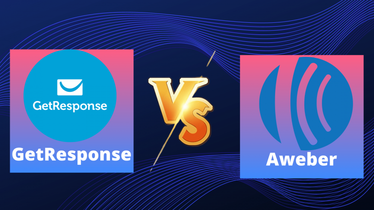 Read more about the article GetResponse vs Aweber (2022) – Detailed Comparison, Pros, and Cons